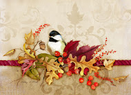 Click the chickadee to view my website...