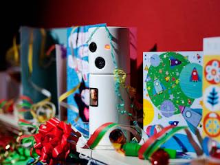 Robot yang Jago Motret