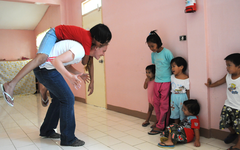 how to start an orphanage in the philippines