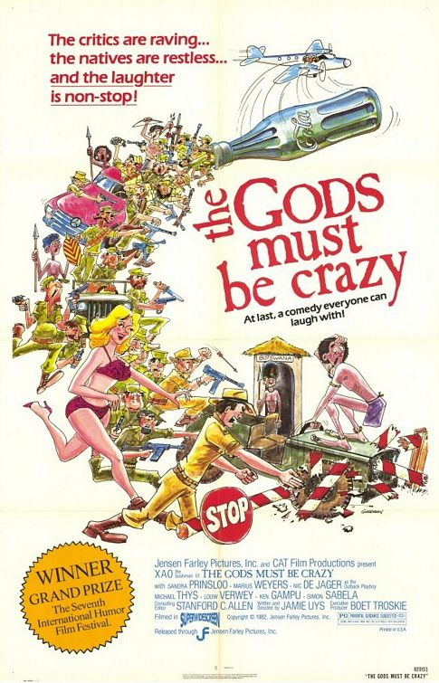 The Gods Must Be Crazy (1981)