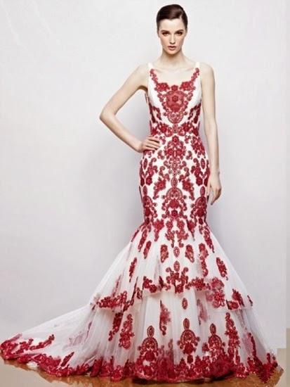 Abendkleider: wie große Auswirkungen auf Ihren Körper in Brautkleid?