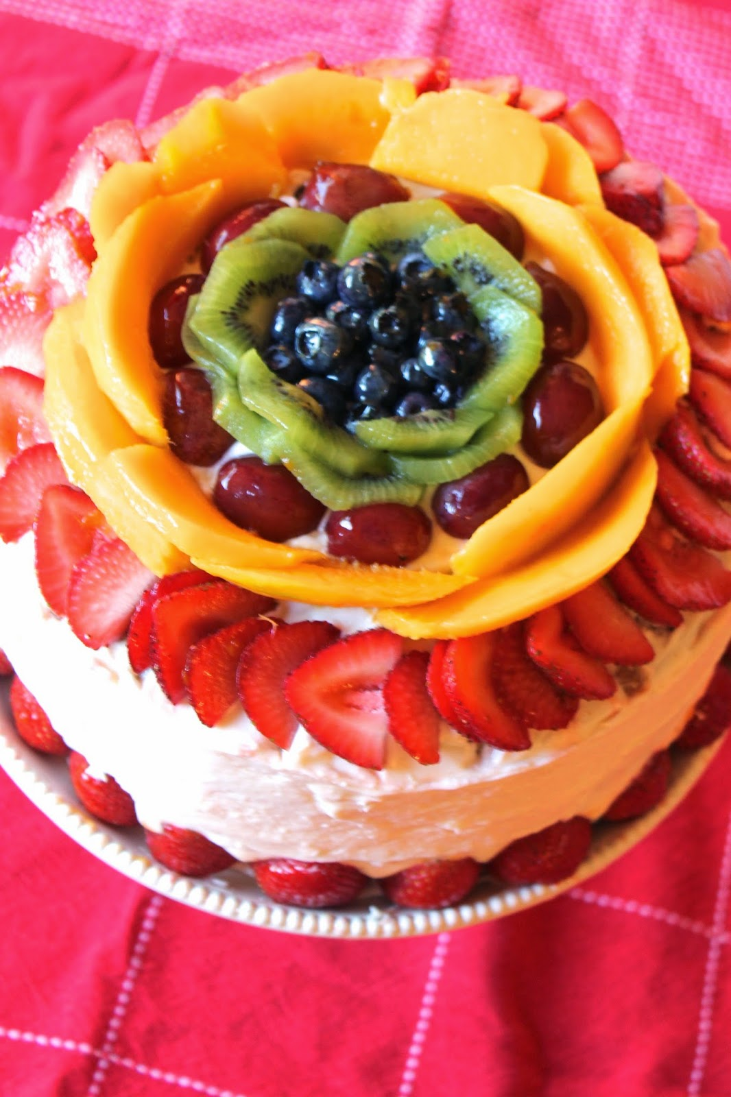 If You Have Lived In Denver Any Length Of Time, Chances Are You Know About  The Spring Fling Cake That Is Sold At The Market In Downtown Denver On  Larimer