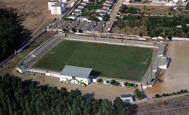 Estadios de f tbol en espa a badajoz estadio nuevo vivero for Viveros en badajoz