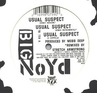 Big Noyd – Usual Suspect Remix (1996) (VLS) (320 kbps)