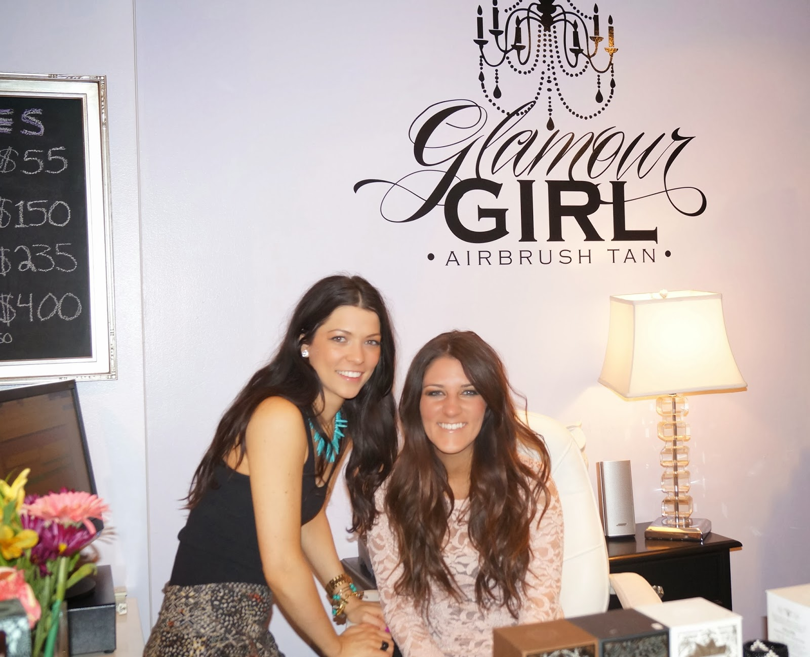 PrettyQuick Pick: Glamour Girl Airbrush Tan