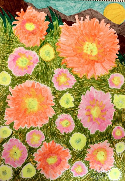 El prado de las flores 24-3-91
