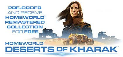 Homeworld Deserts of Kharak Download for PC