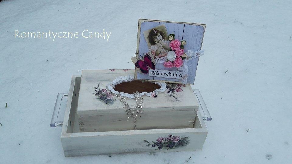 Romantyczne Candy dla Marysi Z.