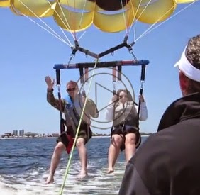 Watch Ashley Castle Tour Pensacola Beach