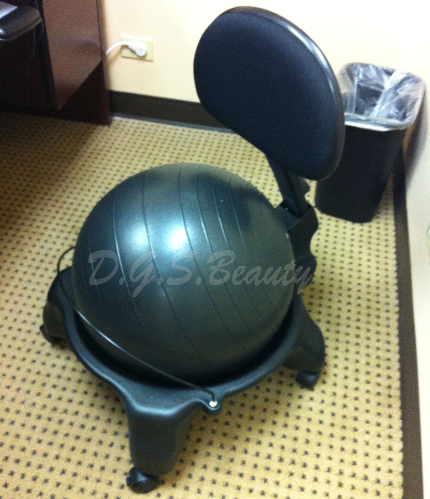 Yoga Ball Chair Review Fitness