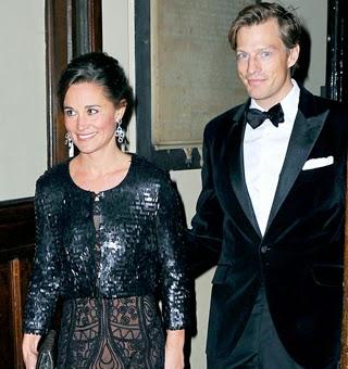 Pippa Middleton la más elegante con diferencia