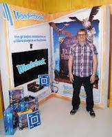 Dave Ranyard, productor ejecutivo de Wonderbook