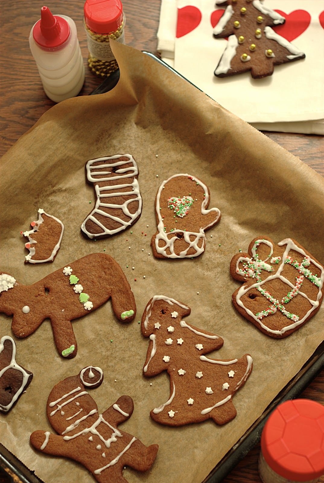 Ikea Gingerbread Cookies