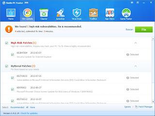 Cara mempercepat komputer dengan Baidu PC Faster-6