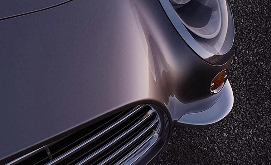 David Brown Automotive 'Project Judi' (2014) Front Detail