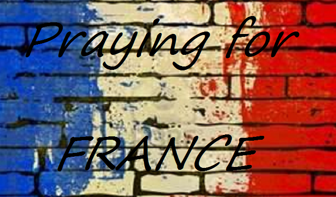 Praying For France