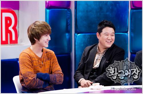 Kyuhyun Radio Star 1