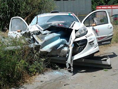 Arm Car Crash