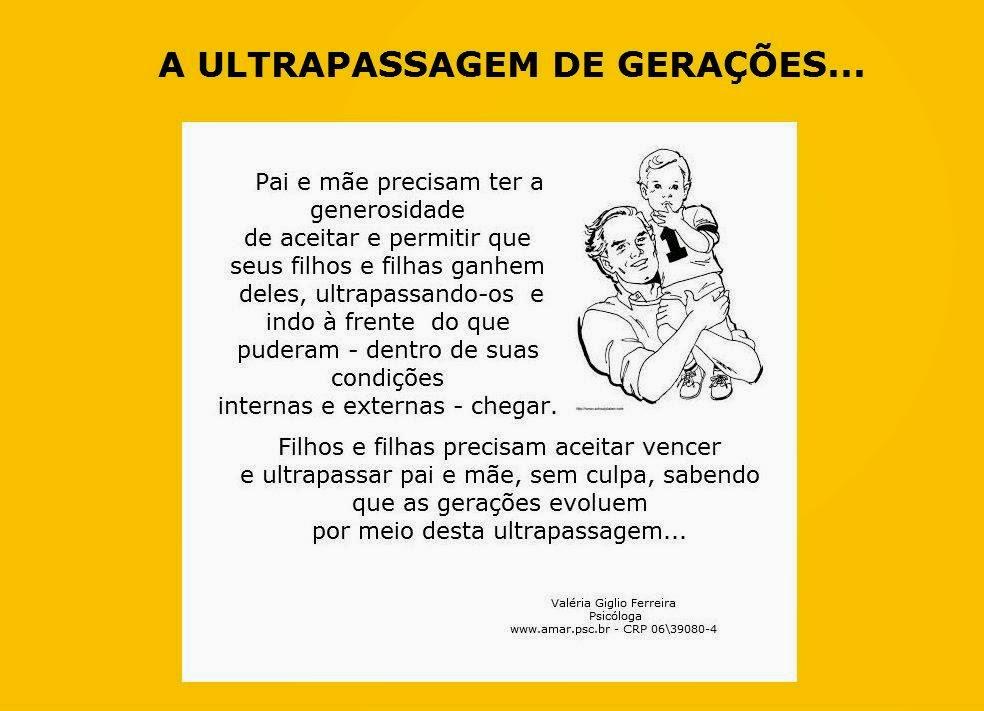 Ultrapassagem de gerações