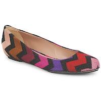 Missoni printed shoes