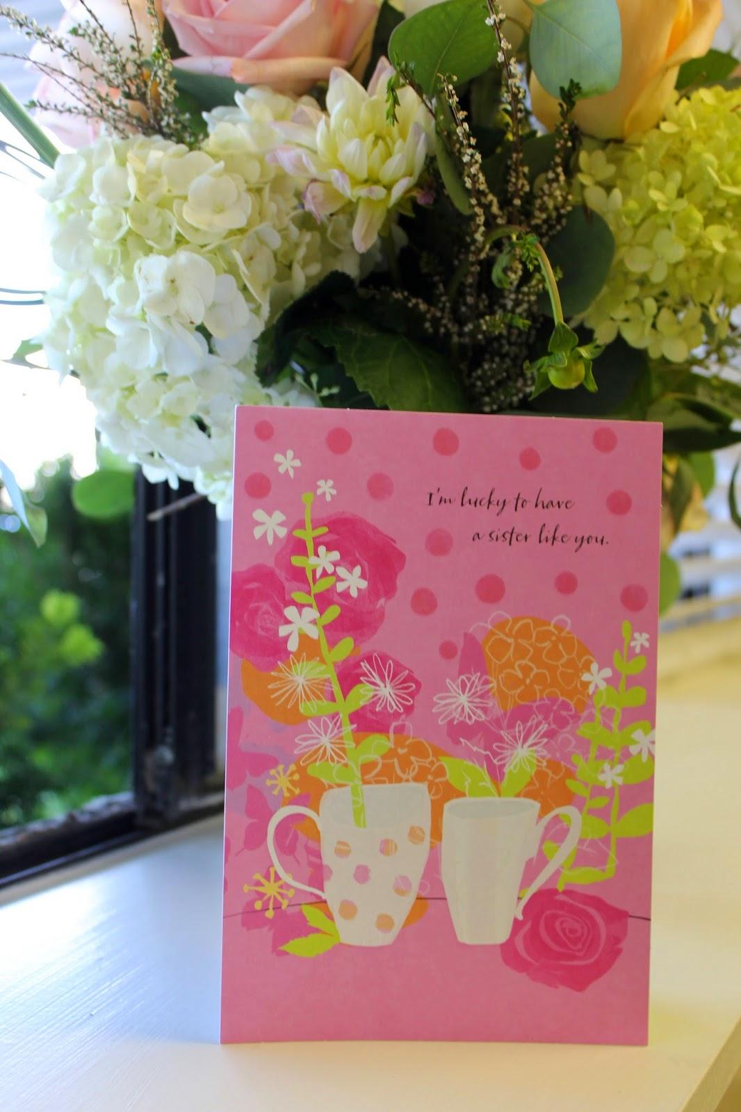 Creative Card Ideas With Hallmark Walmart Blushing Boulevard