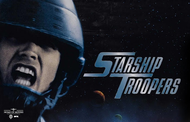 ... do Filme Starship Troopers