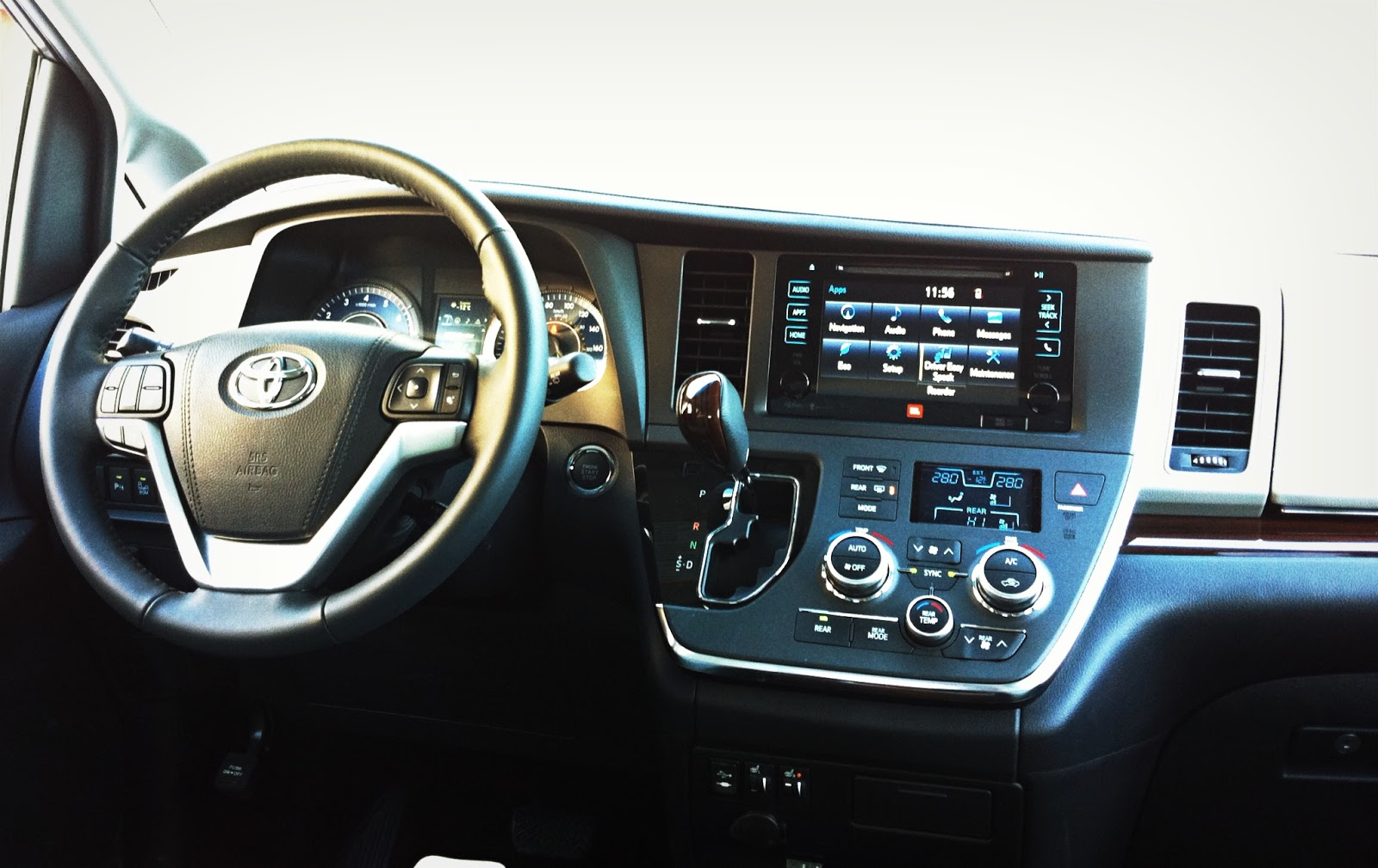 2016 Toyota Sienna Xle Interior No Seats 2017 2018 Best Cars Reviews