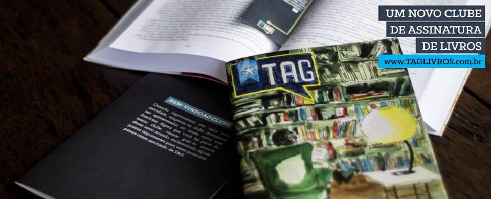 TAG - Experiências Literárias