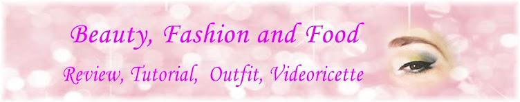 Beauty, fashion and food