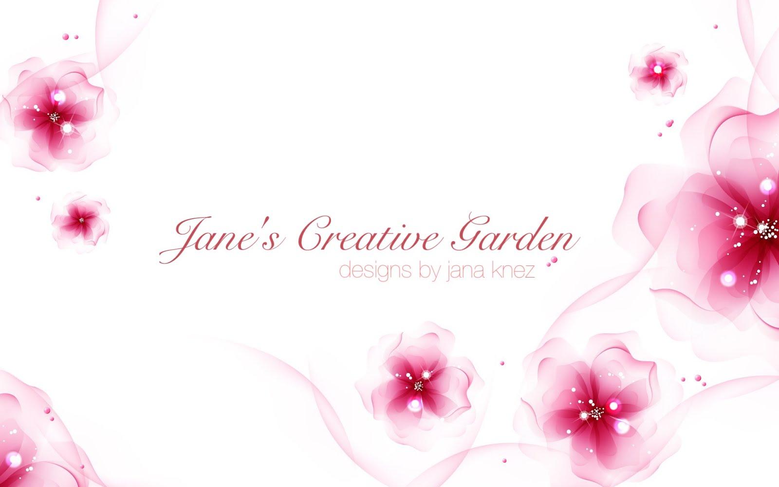 Janin ustvarjalni vrt