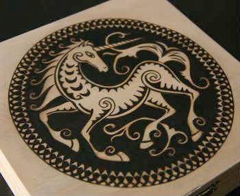 Desenhos de tatuagens de cavalo e unicórnio