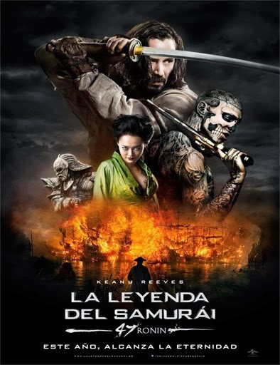 Ver 47 Ronin (La leyenda del samurái) (2013) Online