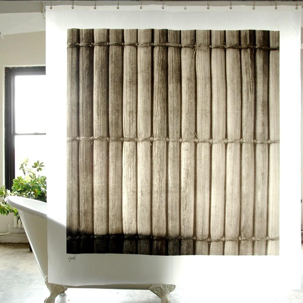 Cortinas De Baño Vintage:Neo arquitecturaymas: Originales paredes decoradas con bambú