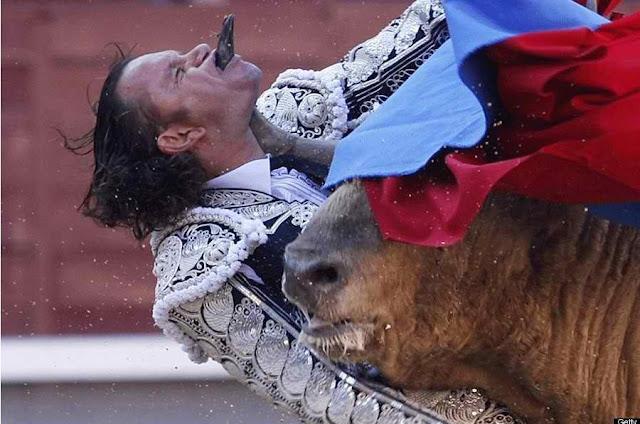 Julio Aparicio-Bullfight
