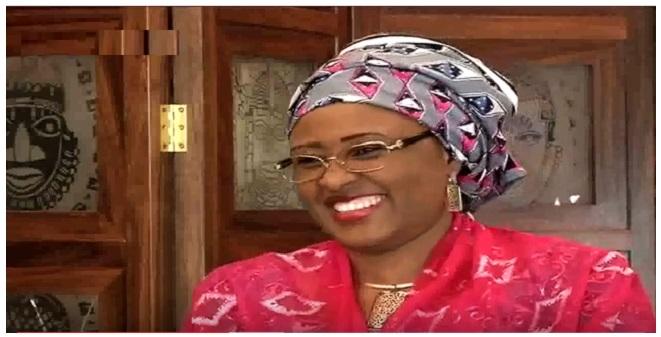 Aisha Buhari Image