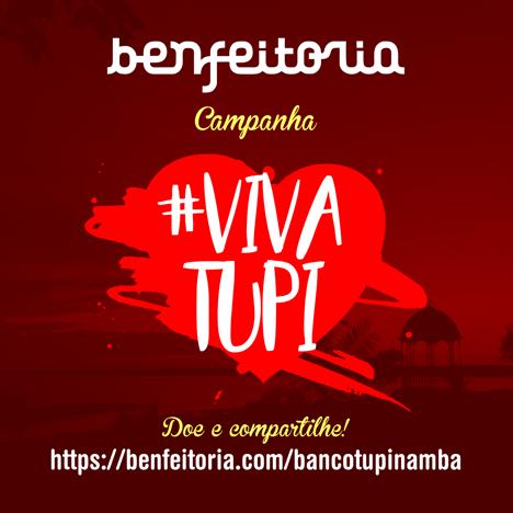 Ajude o Banco Tupinambá não fechar as portas!