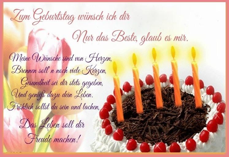 Geburtstagsbilder Beste Freundin Wünsche Zur Geburtstag
