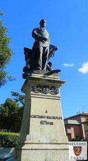 Statua Magnolfi - Prato