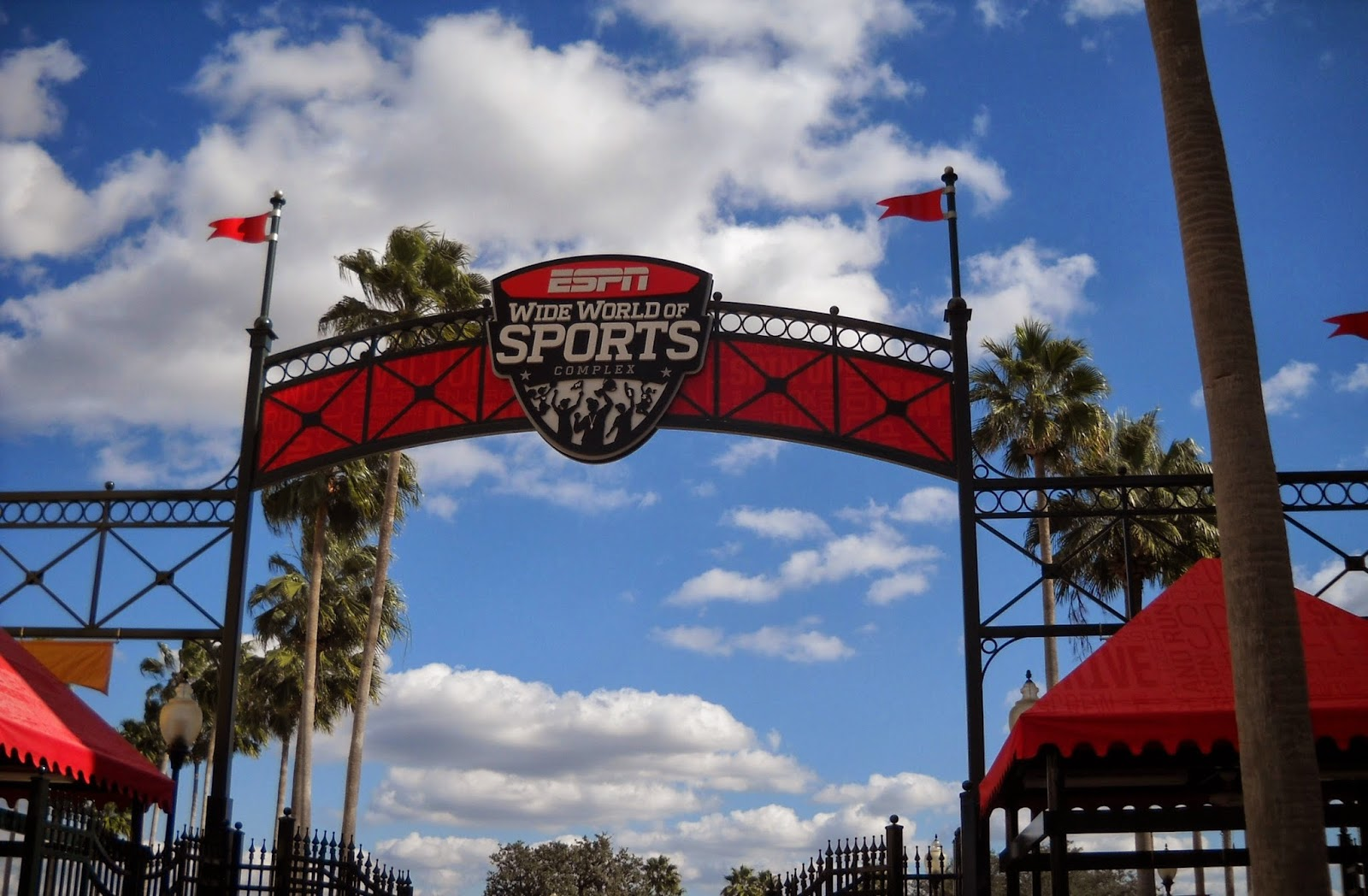 ESPN Wide World of Sports in Orlando, Florida