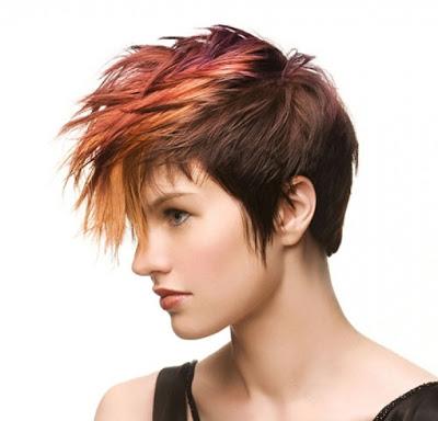 mohawk hairstyles - celebrity hair