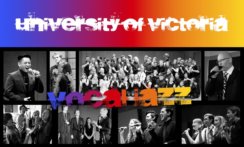 University of Victoria Vocal Jazz Ensemble