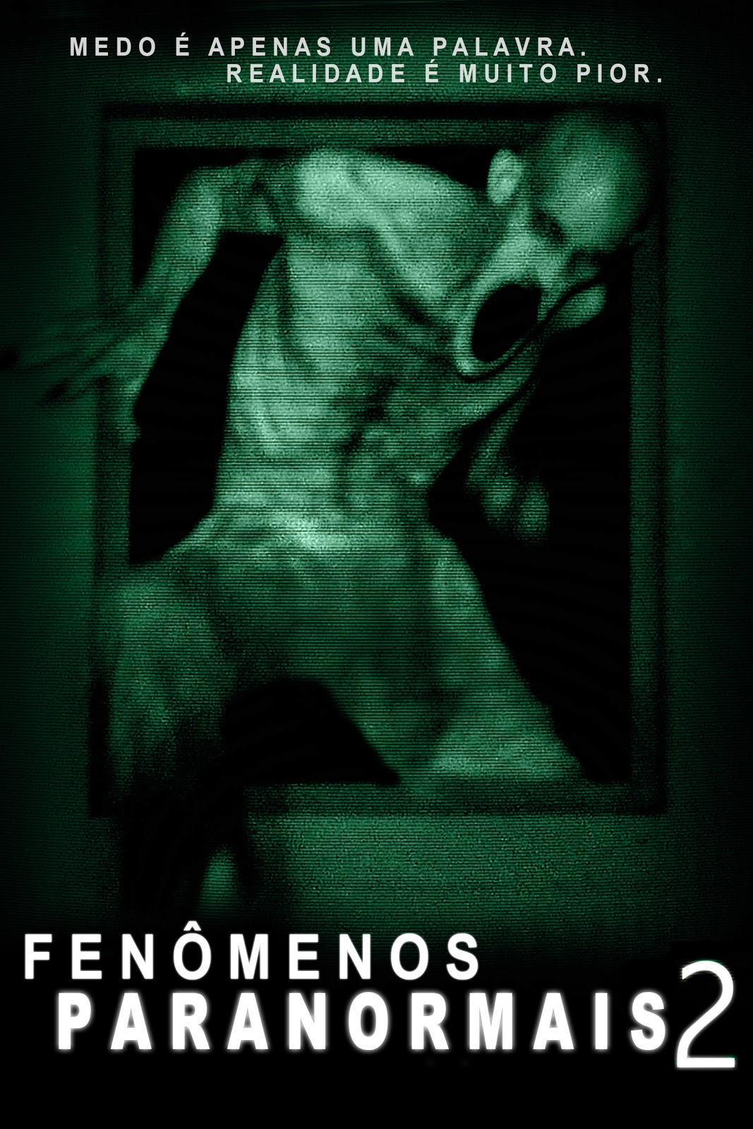Fenmenos Paranormais 2 Legendado 