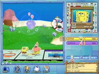 Game Monopoly SpongeBob