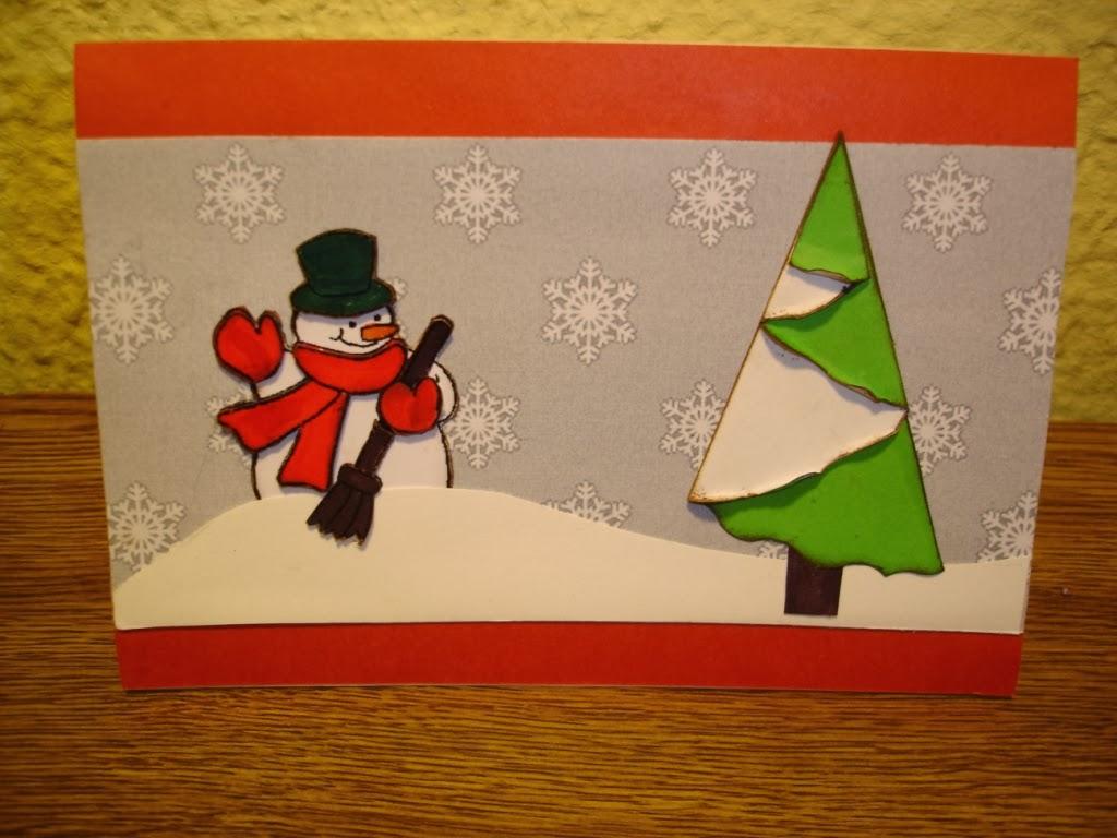 Moved permanently - Manualidades postales navidad ...