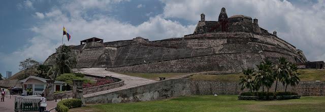 San Felipe de Barajas, Cartagena de Indias