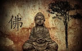 Buddha em meditação