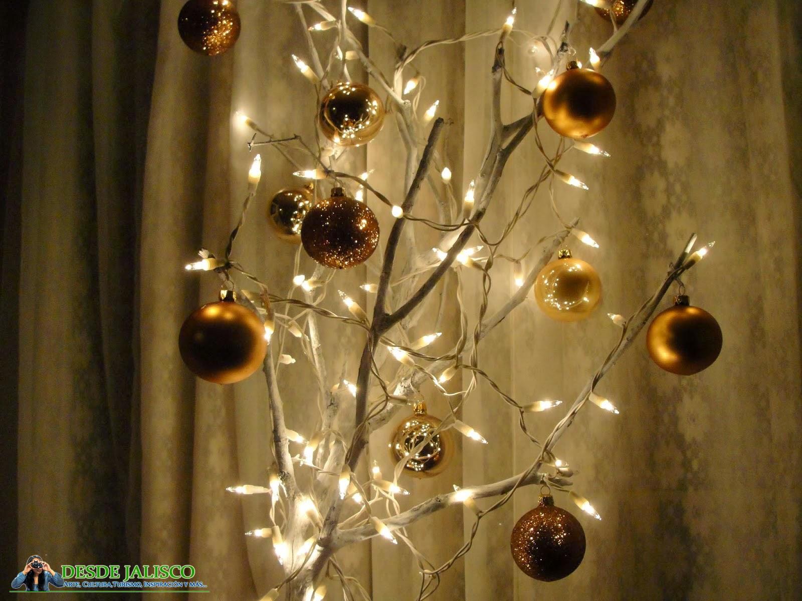 Rboles de navidad con ramas secas desde jalisco - Arbol de navidad con ramas ...