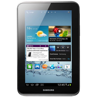 Berikut ini adalah Harga Samsung Galaxy Tab 2 7.0 Espresso 3G April