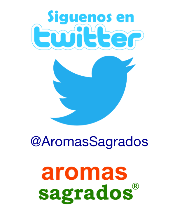 Twitter @AromasSagrados