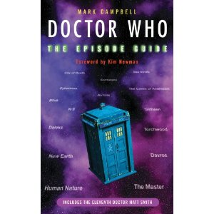 BOOK REVIEW: Doctor Who: The Episode Guide